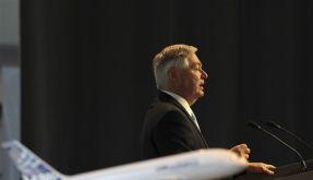 Airbus-Verkaufschef John Leahy (Foto)