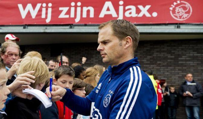 Ajax im Meisterrausch - de Boer trotzt Querelen (Foto)