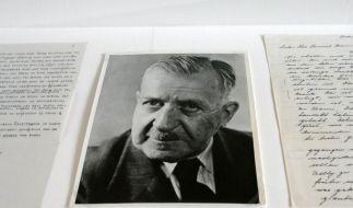 Akademie stellt Heinrich-Mann-Funde vor (Foto)