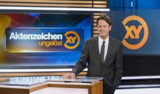 """""""Aktenzeichen XY... ungelöst"""": Rudi Cerne berichtet über ungeklärte Kriminalfälle. (Foto)"""