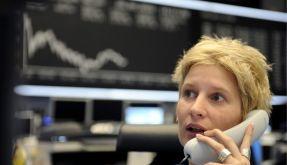 Aktienmarkt (Foto)