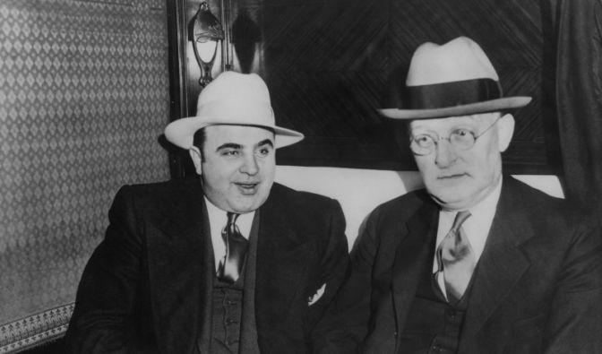 Al Capone (Foto)