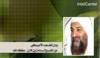 Al-Qaida-Führer Osama bin Laden (Foto)