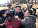 Alarmierte Nachbarn warten auf Nordkoreas Raketenstart (Foto)