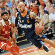 ALBAverliert Logan - Spiel gegen Spurs ausverkauft (Foto)