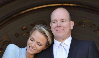 Albert und Charlene verheiratet (Foto)