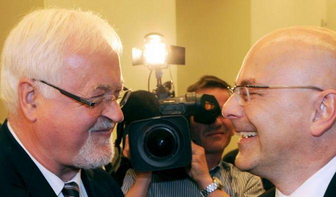 Albig in Kiel zum Ministerpräsidenten gewählt (Foto)
