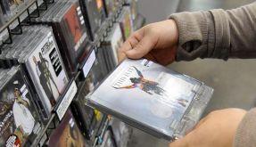 Album-Downloads überholen CD (Foto)