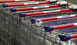 Aldi-Einkaufswagen sind verkeimter als Klo-Brillen