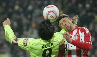 Alemannia Aachen - FC Bayern  (Foto)