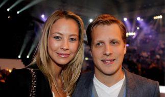 Alessandra und Oliver Pocher erwarten Zwillinge. (Foto)