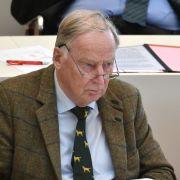 Alexander Gauland hat eine klare Meinung zum Verhalten der FDP. (Foto)