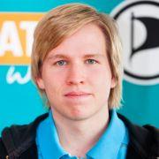 Alexander Schilling hat seine Leidenschaft zur Politik schon früh entdeckt. Er ist erst 18 Jahre alt und kandidiert bereits für die Piraten.
