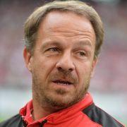 Ex-Stuttgart-Trainer Zorniger wird Coach in Brøndby (Foto)