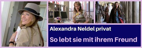 Alexandra Neldel privat