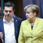 Neuer Hilferuf aus Athen: Tsipras bettelt bei Merkel (Foto)