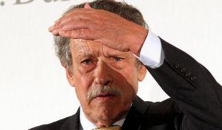 Alfred Neven DuMont ist im Alter von 88 Jahren verstorben. (Foto)
