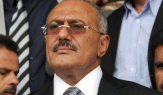 Ali Abdullah Salih (Foto)