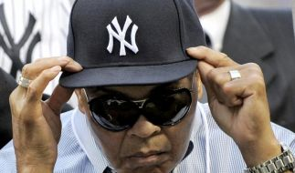 Ali traurig über Fraziers Tod: «Großer Champion» (Foto)