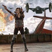 Alice (Milla Jovovich) ist wieder im Einsatz gegen Zombies und Monster.