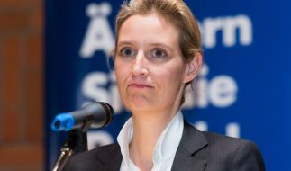 Alice Weidel wurde am 23. April zu Spitzenkandidatin für die Bundestagswahl gewählt. (Foto)