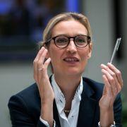 Alice Weidel will Asylbewerber zurück nach Afrika schicken. (Foto)