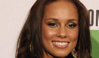 Alicia Keys ist jetzt Mama (Foto)