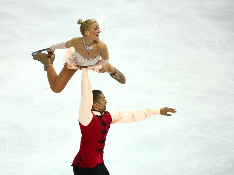 Eiskunstlauf Kür Olympia