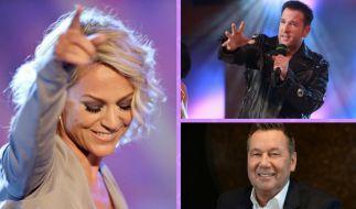 All diese Sänger haben sich einen Künstlernamen zugelegt. (Foto)