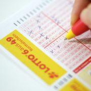Die Lotto am Mittwoch Gewinnzahlen und Quoten (Foto)