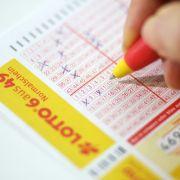 Die Quoten und aktuellen Gewinnzahlen im Lotto am Mittwoch (Foto)