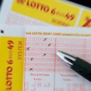 Gewinnzahlen und Quoten beim Lotto am Samstag (Foto)