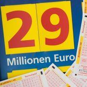 Gewinnzahlen und Quoten beim Lotto am Mittwoch (Foto)