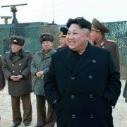 Allen internationalen Warnungen zum Trotz hat Kim Jon Un eine Langstrecken-Rakete abfeuern lassen. (Foto)