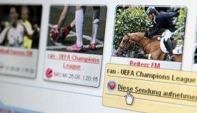 Alles gespeichert: Online-Videorekorder retten TV-Fans (Foto)