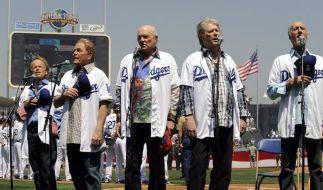 Alles harmonisch bei den Beach Boys (Foto)