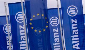 Allianz bleibt auf Kurs (Foto)