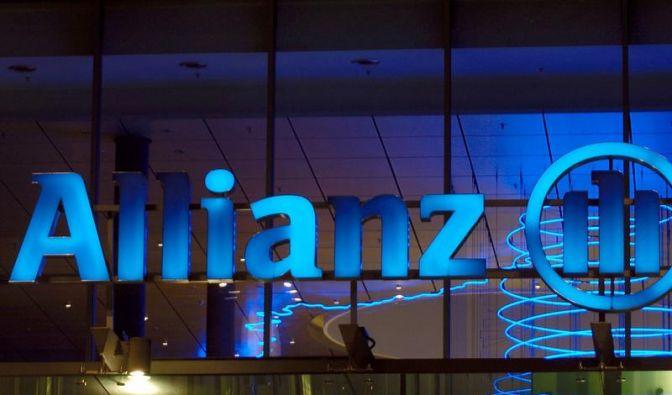 Allianz hat schon den halben Jahresgewinn (Foto)