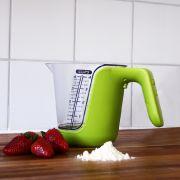 Allroundtalent zum Kochen und Backen: Der KitchPro Digitale Messbecher.