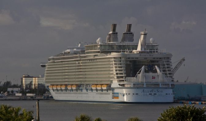 Allure Of The Seas (Foto)