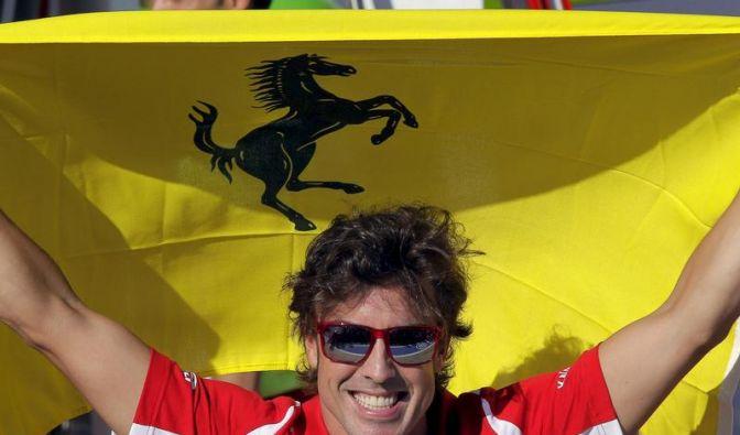 Alonso jagt Schumi-Rekord: 20 Mal Punkte in Serie (Foto)