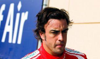 Alonsos harter Kampf im WM-Rennen: «Wie Rocky» (Foto)