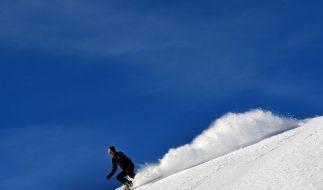 Alpen mit guten Pisten zum Osterfest (Foto)