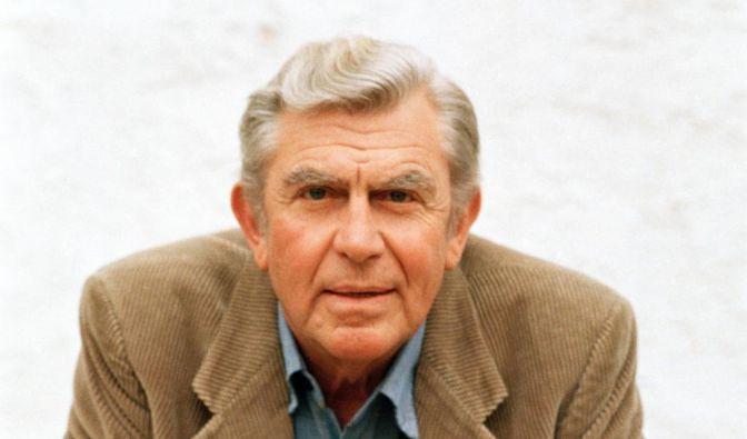 Als gewitzter Anwalt Ben Matlock wurde er zum Fernsehklassiker: US-Schauspieler Andy Griffith ist mit 86 gestorben. (Foto)