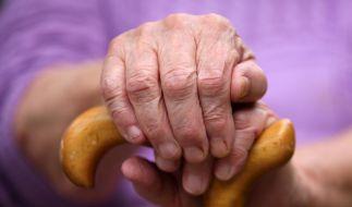 Altenpflege (Foto)
