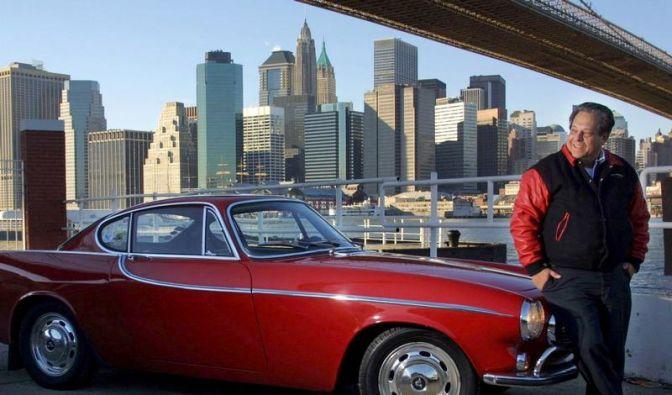 Alter Schwede: Fast drei Millionen Meilen im Volvo (Foto)