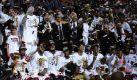 Diese Serie hätte eigentlich keinen Verlierer verdient. Mit 4:3-Spielen setzen sich die Basketballer aus Miami im Finale der NBA durch und werden erneut NBA-Champion.LeBron James wurde wertvollster Spieler. Foto: dpa