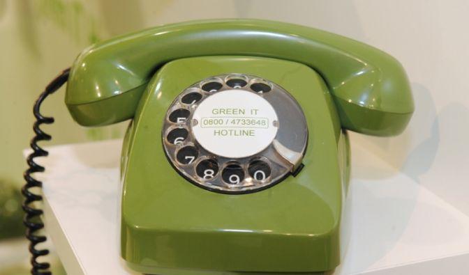 Altes Telefon (Foto)