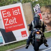 Noch 3 Tage bis zur Bundestagswahl - AfD legt in Umfrage zu, CDU verliert (Foto)