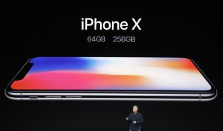 Am 12. September stellte Apple sein neues iPhone vor. (Foto)